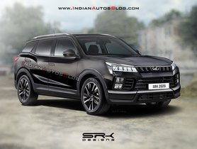 Next-gen Mahindra XUV500 Rendered Based on Funster Concept and Ssangyong Korando