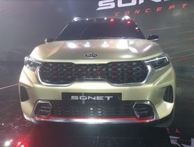 Kia Sonet (Maruti Brezza Rival) to Launch in India in August 2020