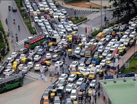 Traffic Violation In Bangalore: Traffic fines, new challan rate and more