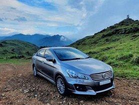 Used 2016 Maruti Suzuki Ciaz MT for sale in Thiruvananthapuram