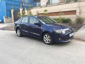 2013 Volkswagen Vento Petrol Comfortline MT for sale in New Delhi
