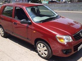 Maruti Suzuki Alto K10 LXI 2013 MT for sale in Chennai