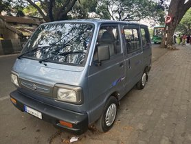 Used Maruti Omni 2008 MT for sale in Bangalore