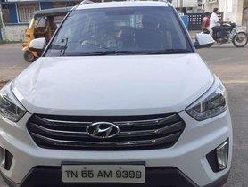 Hyundai Creta 1.6 SX (O), 2015, Diesel MT in Tiruchirappalli