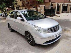2011 Tata Manza MT for sale in Hyderabad
