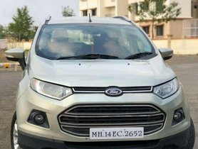 Used 2013 Ford EcoSport MT for sale in Pune