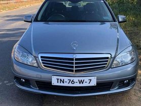 Used 2011 Mercedes Benz C-Class 220 AT for sale in Coimbatore