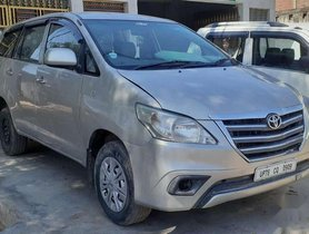 Used 2012 Toyota Innova MT for sale in Kanpur