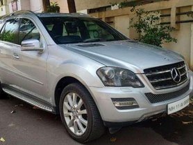 Used 2011 Mercedes Benz M Class AT for sale in Nagpur