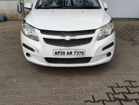Used 2013 Chevrolet Sail 1.2 LS AT in Hyderabad
