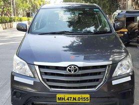 Used 2016 Toyota Innova 2.5 E MT for sale in Mumbai