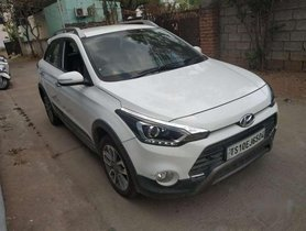 Used 2016 Hyundai i20 Active MT for sale in Hyderabad