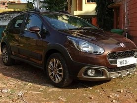2015 Fiat Avventura MULTIJET Emotion MT for sale in Kolkata