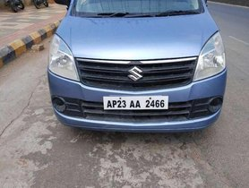 Used Maruti Suzuki Wagon R LXI 2010 MT for sale in Hyderabad