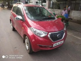 Used Datsun Redi-GO T Option 2017 MT for sale in Lucknow