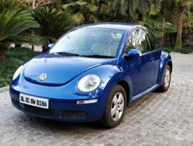 2011 Volkswagen Beetle  Petrol AT for sale in New Delhi