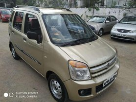 Used 2009 Maruti Suzuki Wagon R MT for sale in Hyderabad