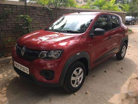 Used Renault Kwid RXL, 2016, Petrol MT for sale in Coimbatore