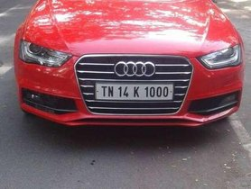 Used 2015 Audi A4 AT for sale in Chennai