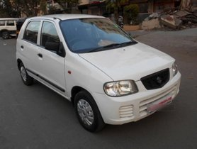2012 Maruti Alto Green LXi (CNG) MT for sale in Mumbai
