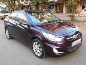 Hyundai Verna 1.6 SX VTVT 2013 MT for sale in Mumbai