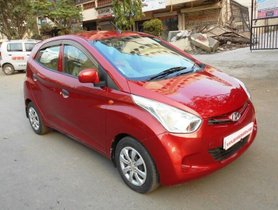 Hyundai Eon Magna Plus 2013 MT for sale in Mumbai