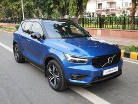 Used 2019 Volvo XC40 AT for sale in New Delhi