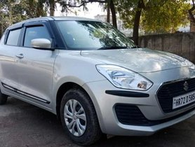2018 Maruti Swift VXI MT for sale in Faridabad