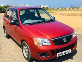 2014 Maruti Suzuki Alto K10 LXI MT for sale in Chennai