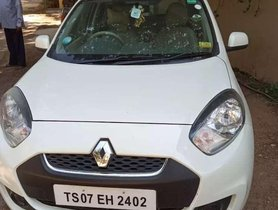 Used Renault Pulse 2014 MT for sale in Hyderabad