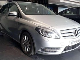 Used Mercedes Benz B Class 2014 AT for sale in Kolkata
