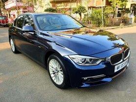 Used BMW 3 Series 320d Luxury Line 2013 AT in Kolkata