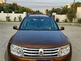 Used Renault Duster 2013 MT for sale in Hyderabad