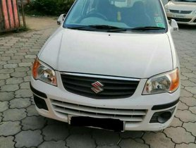 Used Maruti Suzuki Alto K10 LXI 2012 MT for sale in Kochi