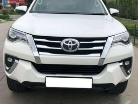 Used Toyota Fortuner 2018 MT for sale in Ernakulam