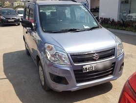 Used Maruti Suzuki Wagon R LXI CNG 2013 MT in Pune