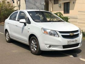 Used Chevrolet Sail 1.2 LT ABS 2013 MT for sale in Nagar