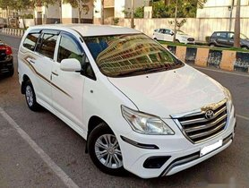 Used 2012 Toyota Innova 2.5 GX 8 STR MT for sale in Mumbai
