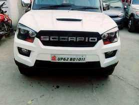Used Mahindra Scorpio 2017 MT for sale in Ahmedabad