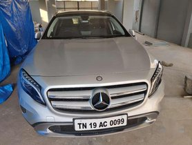 Used 2016 Mercedes Benz GLA Class AT for sale in Hosur