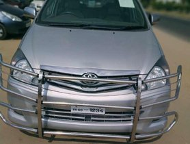 Used 2010 Toyota Innova MT for sale in Dindigul