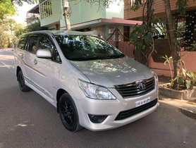Used 2012 Toyota Innova 2.5 GX 8 STR MT for sale in Nagar