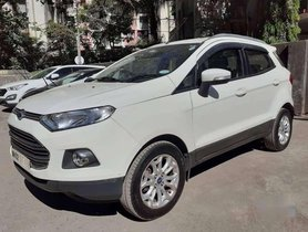 Used Ford Ecosport 2015, Petrol AT for sale in Mumbai