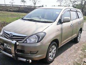 Toyota Innova 2.5 E 8 STR, 2009, Diesel MT for sale in Nagaon