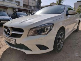 Used Mercedes Benz CLA 200 2017 AT for sale in Ahmedabad