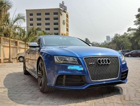 Used Audi RS5 Coupe, 2012, Petrol AT for sale in Mumbai