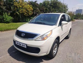 Used Tata Aria Pure 4x2 2011 MT for sale in Hyderabad