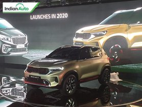 Kia Sonet To Largely Resemble Its Concept Model