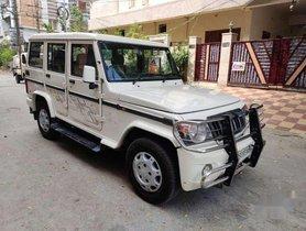 Used Mahindra Bolero ZLX 2016 MT for sale in Hyderabad