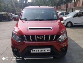 Used Mahindra NuvoSport N8 AMT 2016 AT for sale in Mumbai